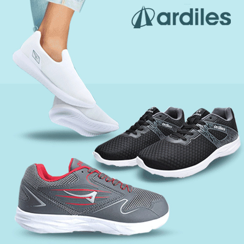 [Ardiles] ?New Collection Update? Women Shoes Running and Casual Shoes Collection // Sepatu Wanita