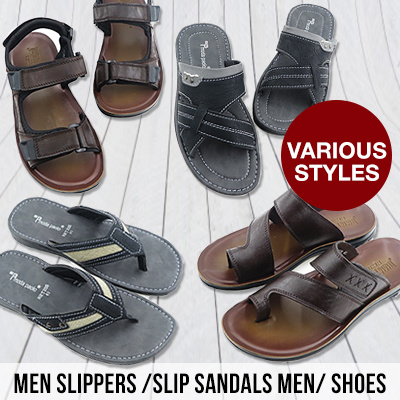 f6ccfa70d2376 New Arrival Men Fashion Sandals Casual Slippers Shoes☆ Men Slippers ☆ Slip Sandals  Men ☆