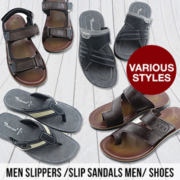 087f8962143dff New Arrival Men Fashion Sandals Casual Slippers Shoes☆ Men Slippers ☆ Slip  Sandals Men ☆