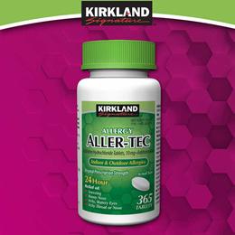 커클랜드 알러텍 Aller-Tec AllerClear