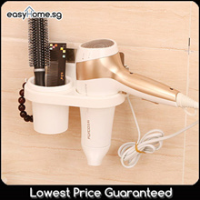 SQ5081 Hair Dryer Rack / Reusable adhesive magic stick innovation