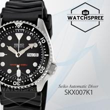 [SEIKO] Seiko Automatic Diver Watch SKX007K1. Free Shipping!