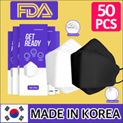 🏆No.1 KOREA MASK🏆 The Safety Mask From Korea / 50pcs Set / Premium Korean Filter