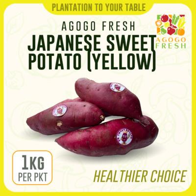 Japanese Sweet Potato (1kg) Yellow