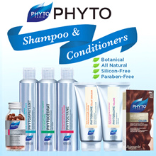 ❤ PHYTO FULL RANGE ❤ Shampoo|Conditioner| Hair Colour| Hair Styling: Phytocyane Phytolium Phytocolor