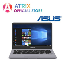 Free Upgrade 512GB SSD | Asus X411UF-BV070T | 14 HD | Intel i5-8250U | 8G Ram | 512GB SSD