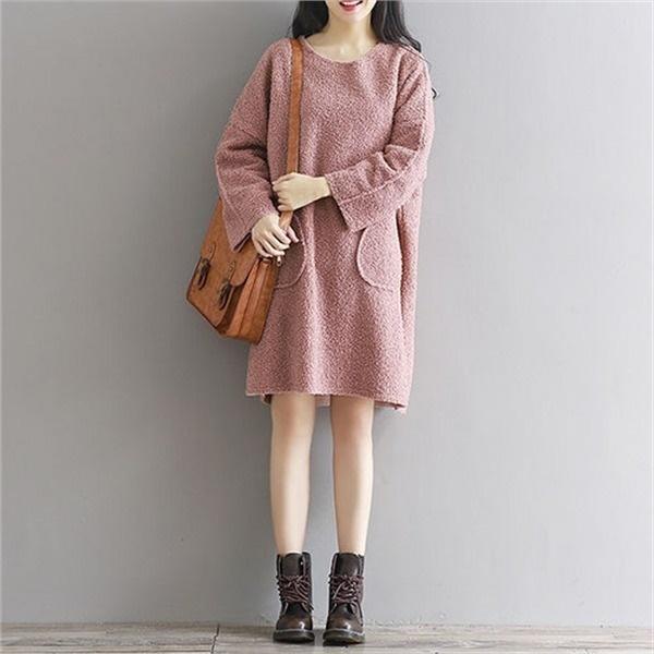 ノルウェーの森ソプトゥコンNW1113 ミニワンピース/ワンピース/韓国ファッション