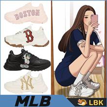 New2020! Disney【MLB Korea】Micky/Embo/Monogram/BIG BALL CHUNKY/Sneakers /shoes/Running shoes
