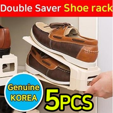 [Local Delivery] Shoe Slots Space Saving Shoe Organizer Shoe Rack Original KOREA  cny decoration