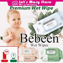 ◆ Bebeen Wet Wipe ◆ Korea Premium Wet Wipes Pink Green 7packs ◆ baby wipes / Safe