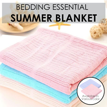 Summer Blanket / Thermal Blanket by SOL HOME ®