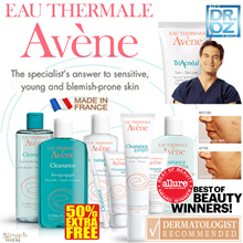 ✔Doctor Recommended✔ AVENE Skincare. Thermal Spray | Cleanance | Cleanser | Toner | Masks | Cream.