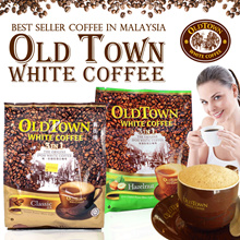 BEST SELLER COFFEE IN MALAYSIA. OLD TOWN WHITE COFFEE.
