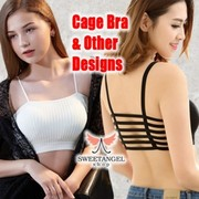 *[SweetangelShop]*Trusted No.1 Cage Bra SG Seller*All in Stock*Premium Cage Bra/Bralette