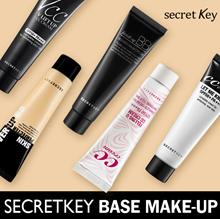 【Secret Key HQ Direct Operation】 ❤SecretKey Base Make-Up❤ BB Cream/CC Cream/Powder