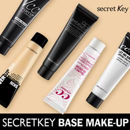 【Secret Key HQ Direct Operation】❤Base Makeup❤Tatoo Cover Cushion/BB Cream/CC Cream/Foundation/Powder