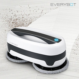 2019 BRAND NEW EVERYBOT EDGE / Robot Mopping Machine / Cordless Smart Sensor / Dual Brush / Smart