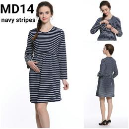 261494e36f ♥MATERNITY EXPRESS♥♥maternity dress♥long sleeve nursing dress muslima dress  blouse