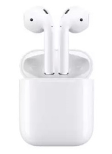 Apple AirPods Wireless headset  1 year SG APPLE warranty