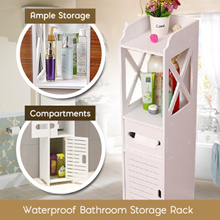 WATERPROOF BATHROOM STORAGE SHELF / RACK / CAN USE IN BEDROOM TOO