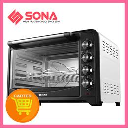 Sona SEO2270 Electric Oven 70L - 2 Year Warranty