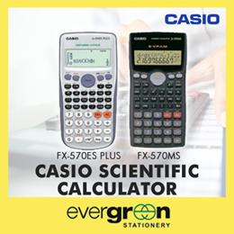 Casio Scientific Calculator Fx-570es Plus/Fx-570ms
