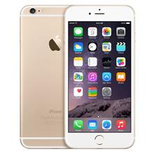 Refurbished) Original iPhone 6 Plus Model A1522 64GB Mobile PhoneGold)