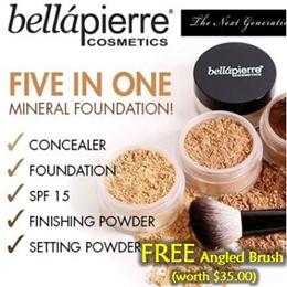 Bellapierre Cosmetics Singapore About
