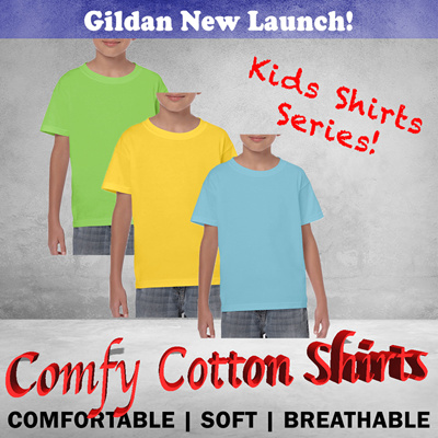 01284076ecece COUPON · Gildan Soft T-Shirts - Multi colour ultra soft and comfy Men  Ladies Kids Children