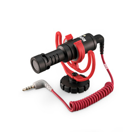 RODE VideoMicro Compact On-Camera Microphone (Rode Video Micro)