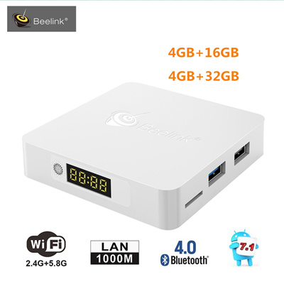 beelink tv box 4 gb ram  Qoo10 - Original Beelink A1 TV Box Android 7.1 RK3328 4GB RAM 32GB ...