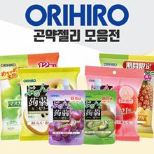 Orihiro konjac jelly Weaning jelly