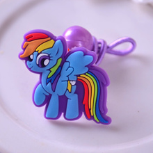 Kids/Children/Gifts/Cute My Little Pony/Twilight/Rainbow/Pinkie Pie/Applejack/Fluttershy/Hair ties