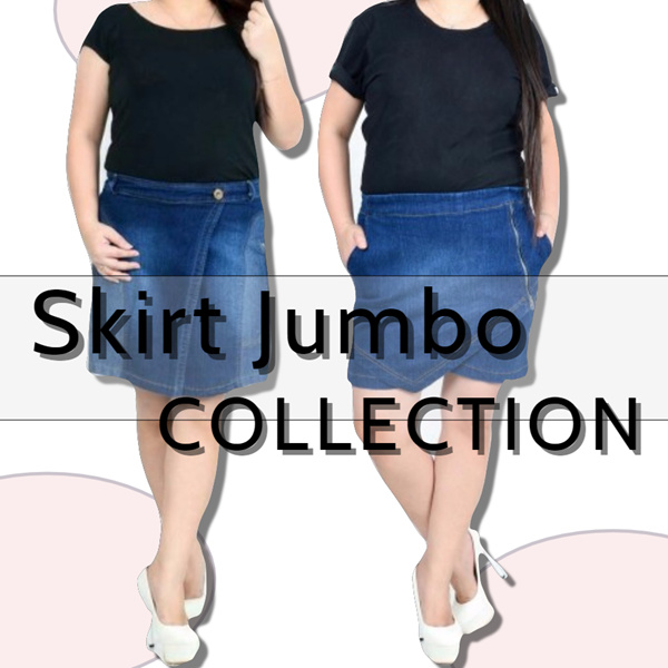 Celana Jumbo Hotpant Jeans Collection Deals for only Rp119.000 instead of Rp119.000