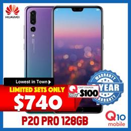 [Brand New] Huawei P20 Pro - Ready Stocks! // 2 YEAR Warranty // Twilight available