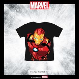 ♥ MARVEL IRON MAN BIG T-SHIRT - KIDS ♥ - Quality Product | Marvel Avengers | Authentic