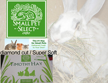*eta* Diamond Cut / Super Soft hay for your small animals Rabbit  Chincilla  Guinea pig 5lb