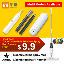 Xiaomi Mini Nose Hair Trimmer Shave from Youpin