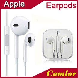 Authentic New Apple Earpods Bass Lightning Headphone Earphone for iPhone iPad Air 2 Pro Mini 2019