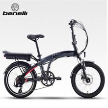 【benelli】베넬리 20인치 48V 접이식 전기 자전거/ 리튬 배터리/PAS지원/ 전동 자전거/Electric bicycle/Electric folding bicycle
