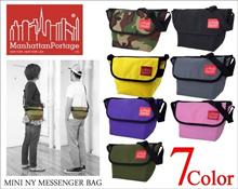 Manhattan Portage Manhattan Portage MINI NY MESSENGER BAG Messenger Bag 1603