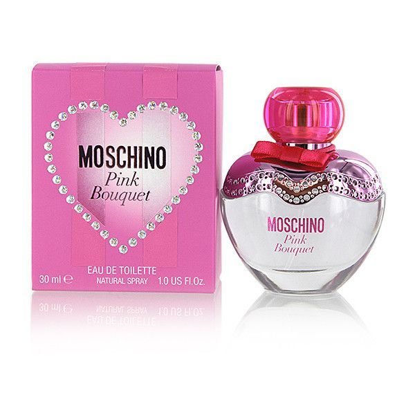Moschino PINK Bouquet EDT/WOMAN Deals for only S$38 instead of S$0