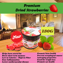 Official Store Launch Promo $4 Only! Premium Bottled High Quality Strawberry