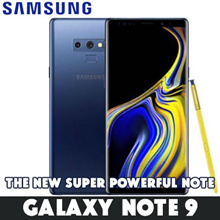 [New Launch] NEW Samsung Galaxy Note 9 // 6.4inch display // 8GB + 128GB // Local set 1 yr warranty