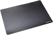 [iroiro] ELECOM Erekomu Mouse Pad Slip A4 size black MP-119BK