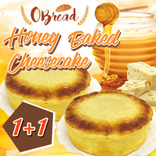 [ O Bread ] 1 FOR 1 Honey Cheese Cake 250G