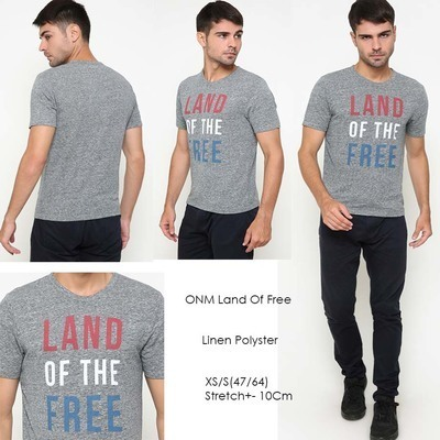 ONM Land oF Free Grey