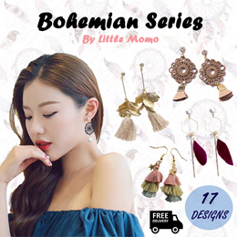 [NEW ARRIVALS] LITTLE MOMO  BOHEMIAN SERIES 曆 CHIC AND TRENDY