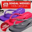 LIMITED RESTOCK!Heels Sandal - Hanya di Rumah Ando - Free Shipping Jabodetabek!! GRAB IT FAST!