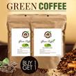 Buy 1 Get 1  100 Gram Green Coffee Kopi Hijau 100 % Alami (Ground)